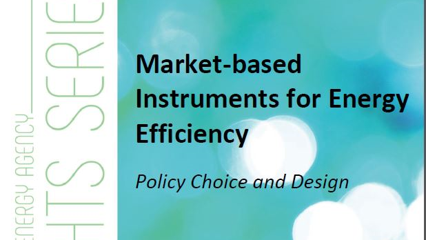 Market Based Instrument for Energy Efficiency